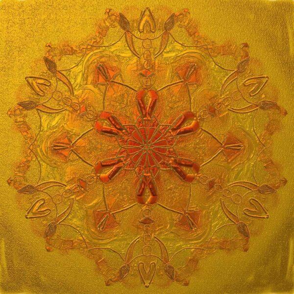 goldenes Prana